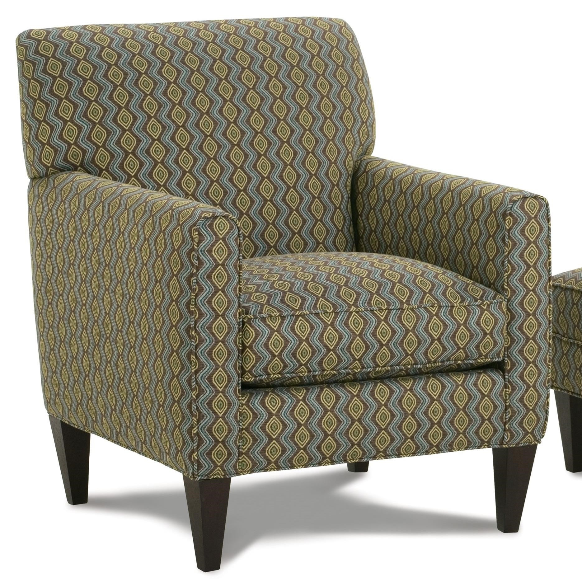 Chairs and Accents Willet Chair by Rowe at Saugerties Furniture Mart