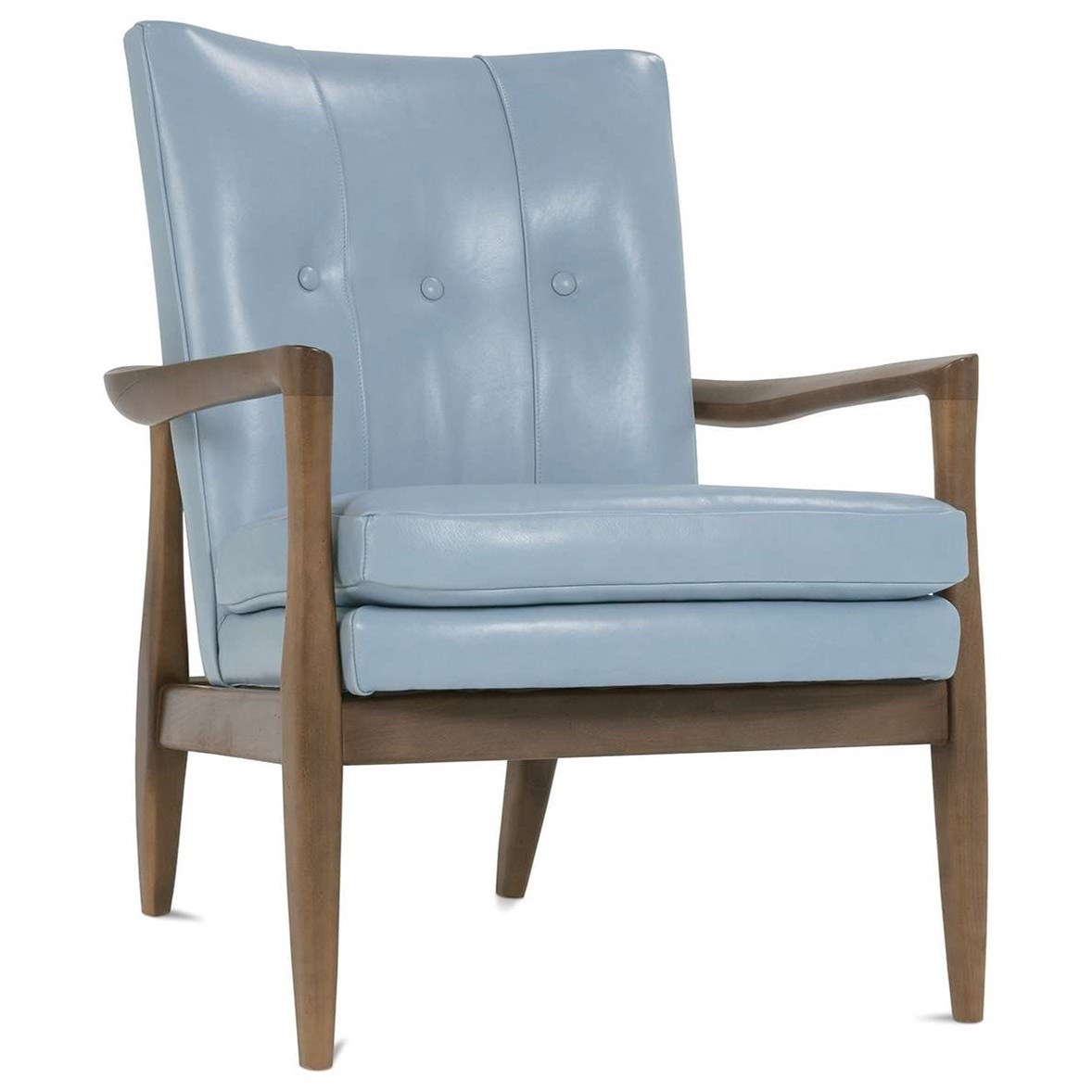 Chairs and Accents Harris Accent Chair by Rowe at Steger's Furniture