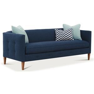 Rowe Claire  Bench Cushion Sofa