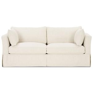 Slipcover Queen Sleeper Sofa