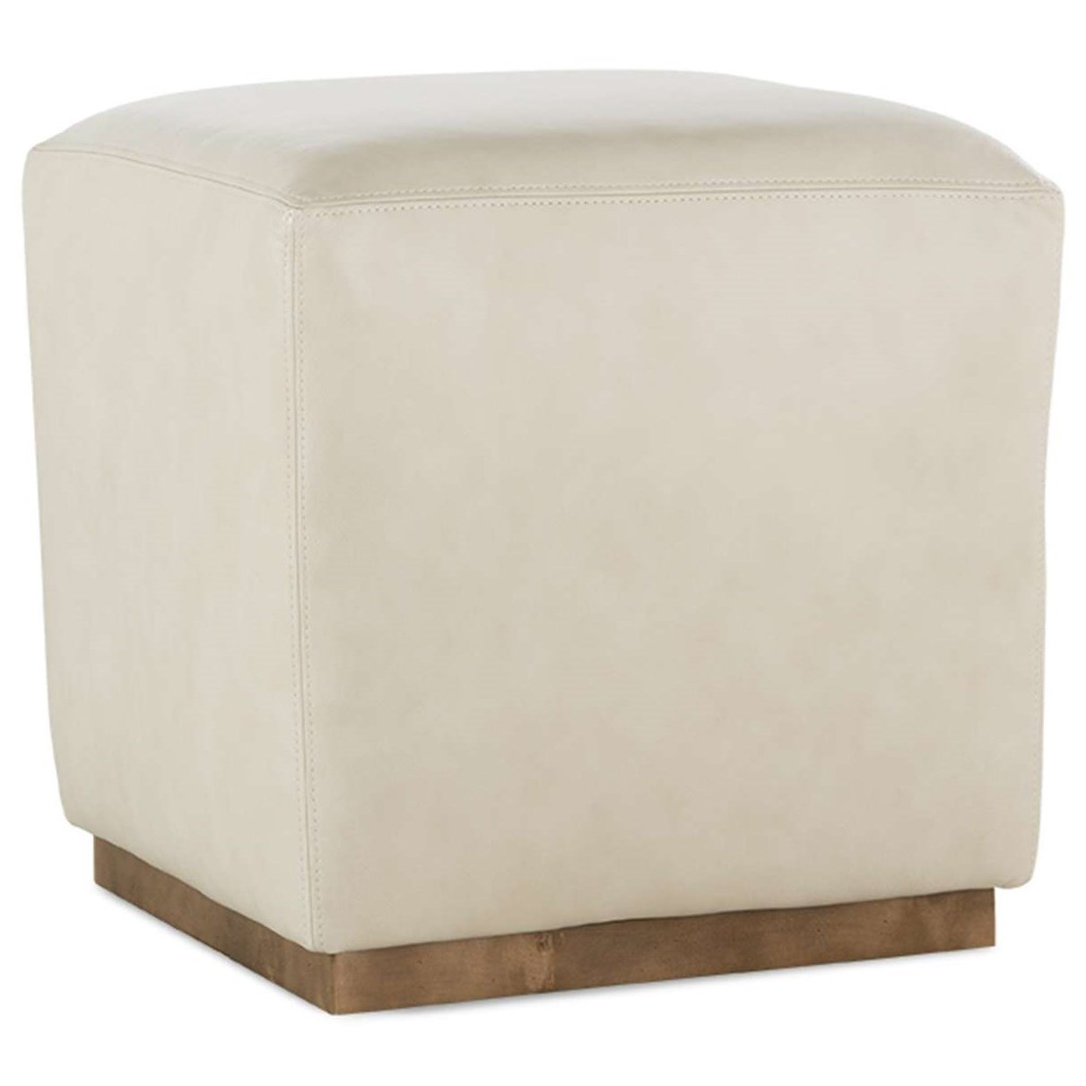 Dena Ottoman by Rowe at Baer's Furniture