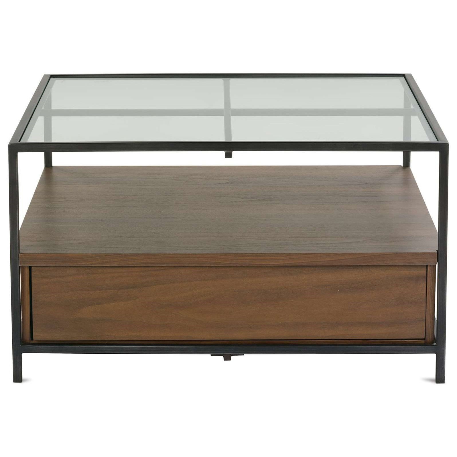 District Cocktail Table by Rowe at Baer's Furniture