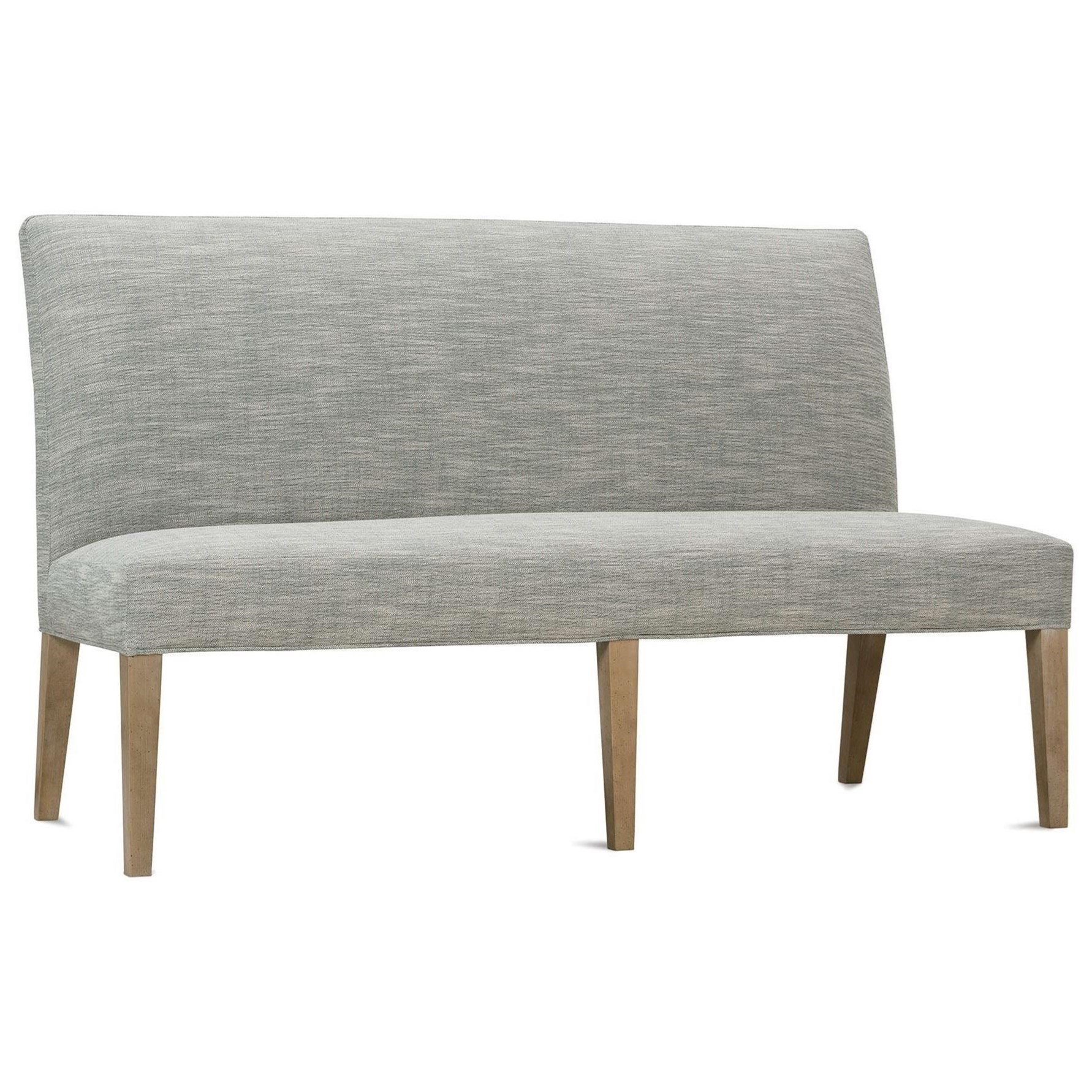 Finch Banquette by Rowe at Baer's Furniture