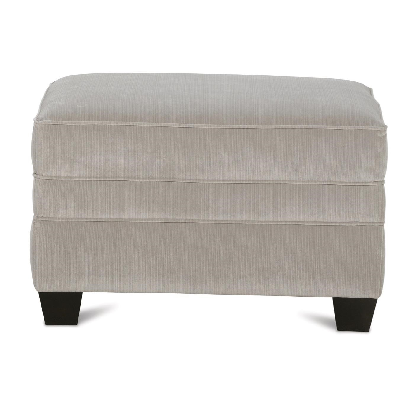 Fuller Ottoman by Rowe at Baer's Furniture