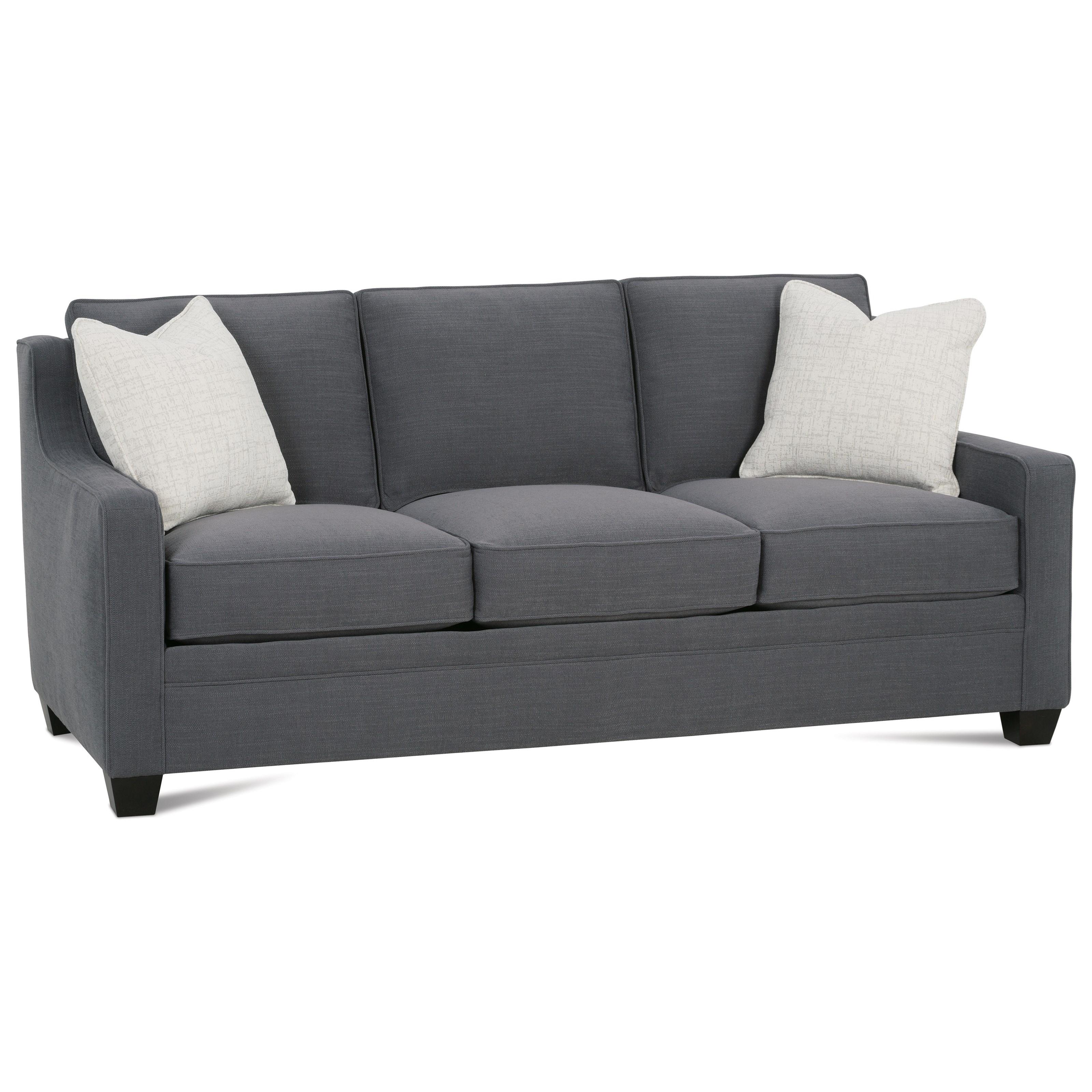 Fuller Full Bed Sleeper Sofa by Rowe at Baer's Furniture