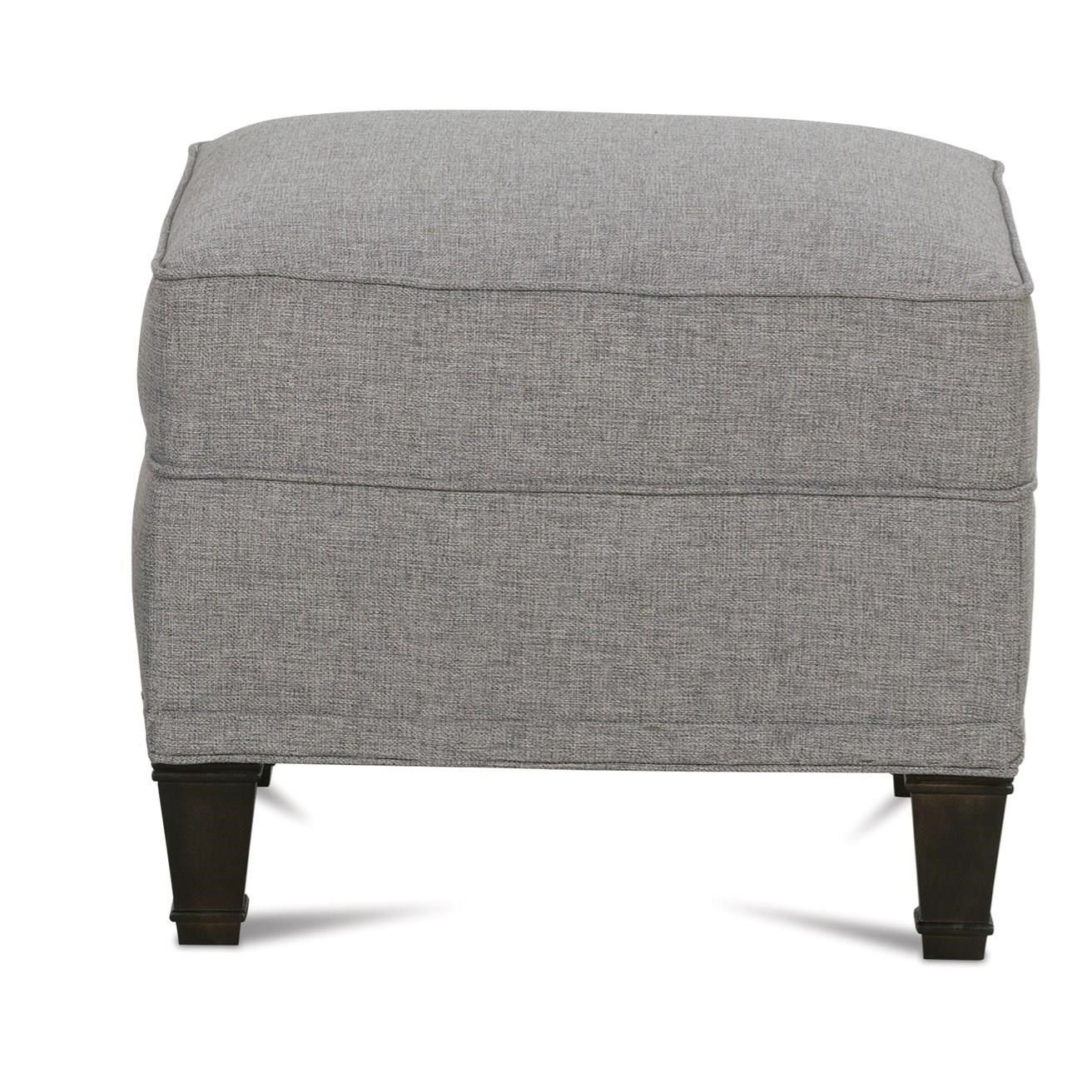Gibson Ottoman by Rowe at Baer's Furniture