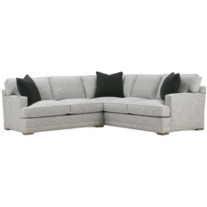 2-Piece Sectional with RSE Corner Sofa