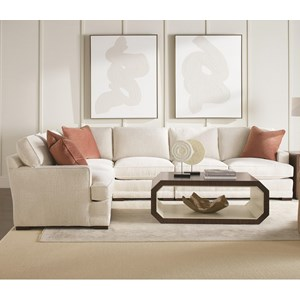 3-Piece Sectional with RSE Corner Sofa