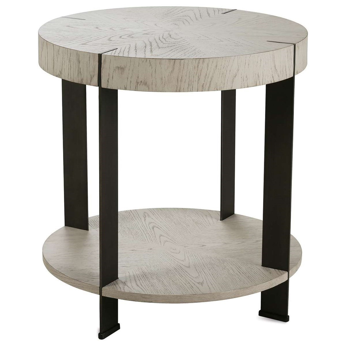 Halo  End Table by Rowe at Baer's Furniture