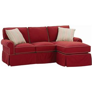 Rowe Hermitage Sofa with Chaise