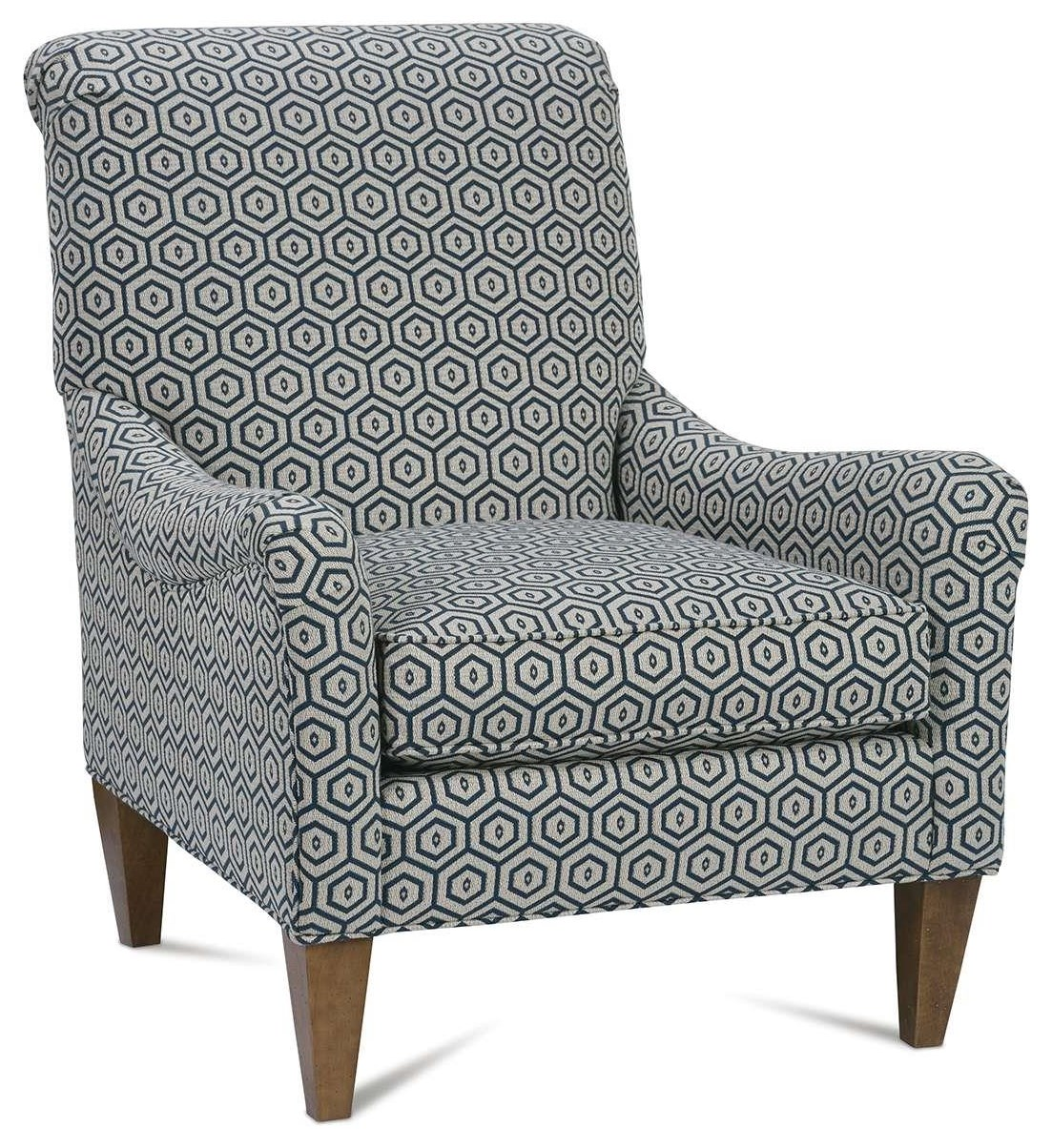 Highland Accent Chair by Rowe at C. S. Wo & Sons Hawaii