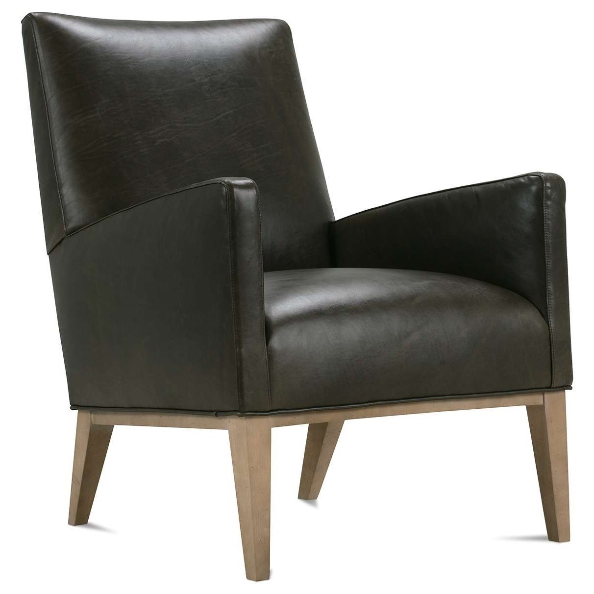 McLane Upholstered Chair by Rowe at Baer's Furniture