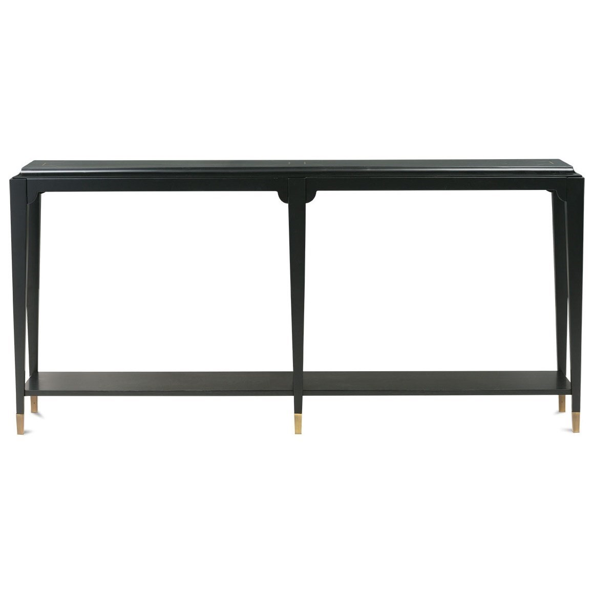 Melody Console Table by Rowe at Baer's Furniture