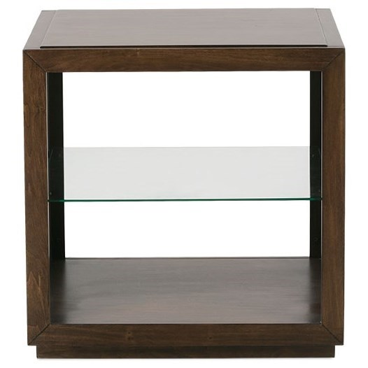 Mesa End Table by Rowe at Baer's Furniture