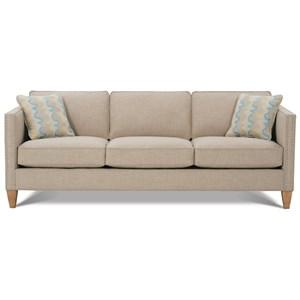 <b>Customizable</b> Queen Sleeper Sofa