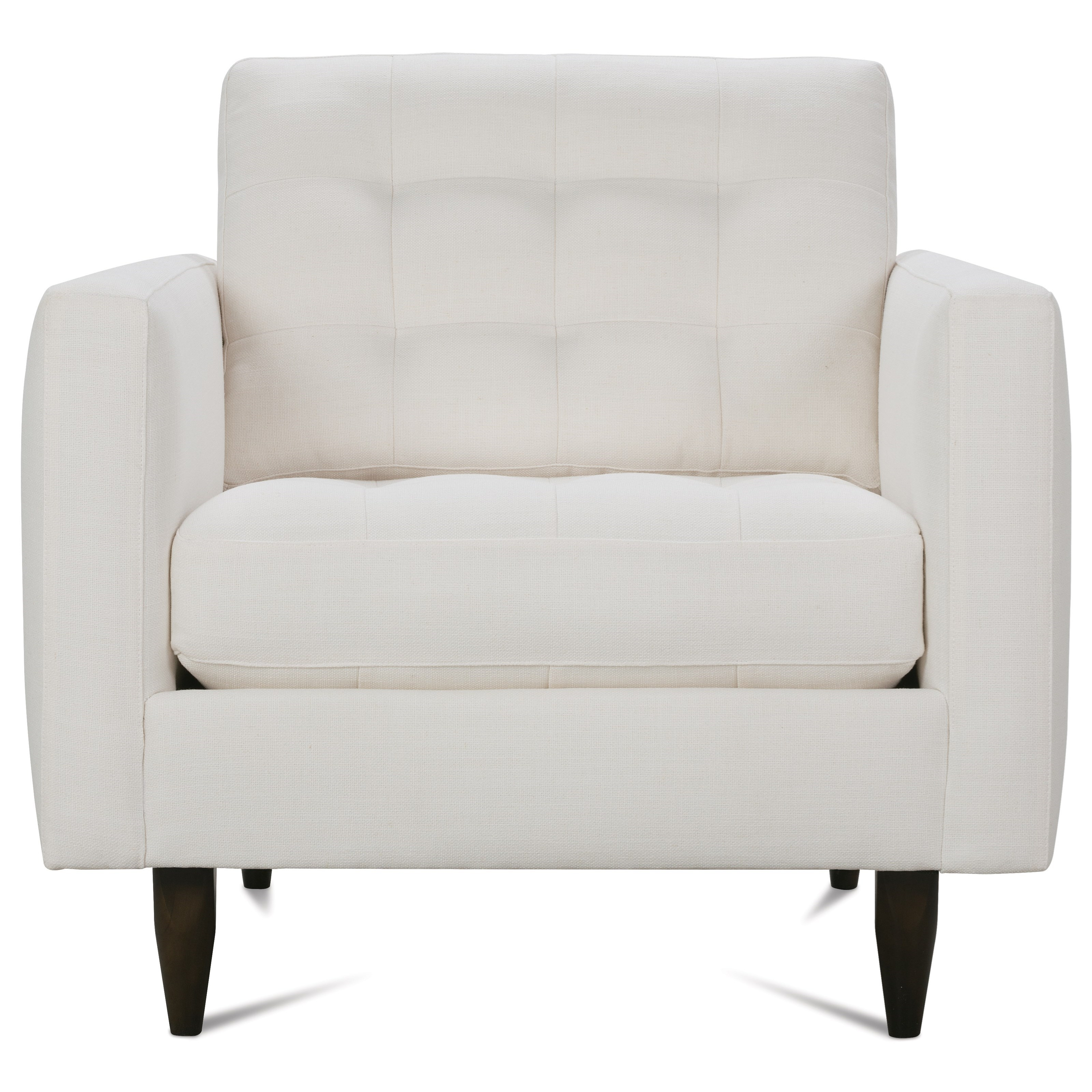 Modern Mix Chair by Rowe at Saugerties Furniture Mart