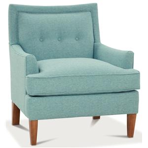 Rowe Monroe  Low Back Chair