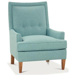 Rowe Monroe  High Back Chair