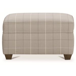 Rowe Morgan Traditional Ottoman