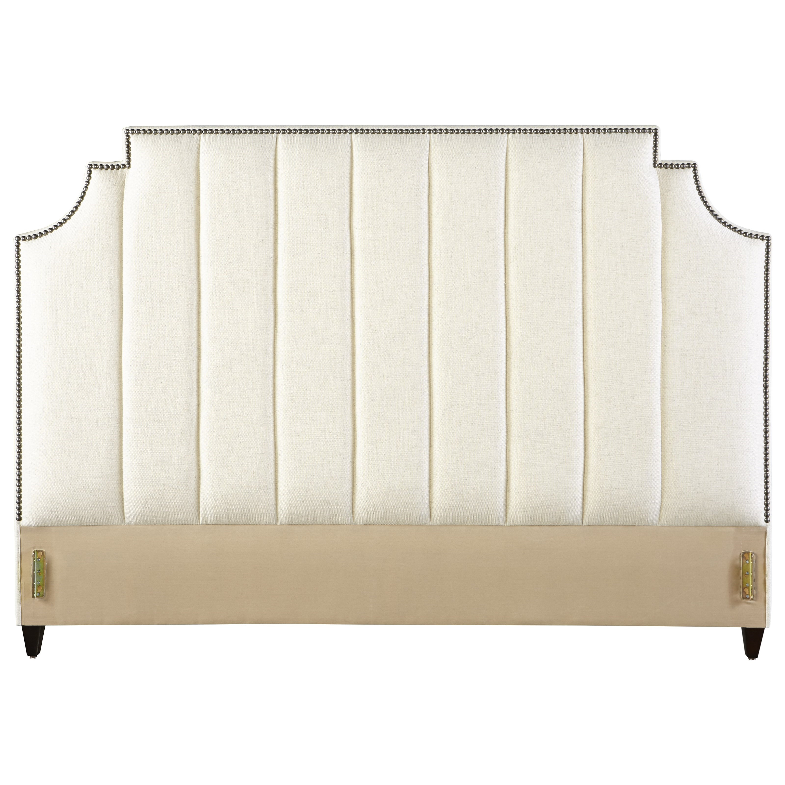 My Style - Beds Lindley 54'' King Headboard by Rowe at Baer's Furniture
