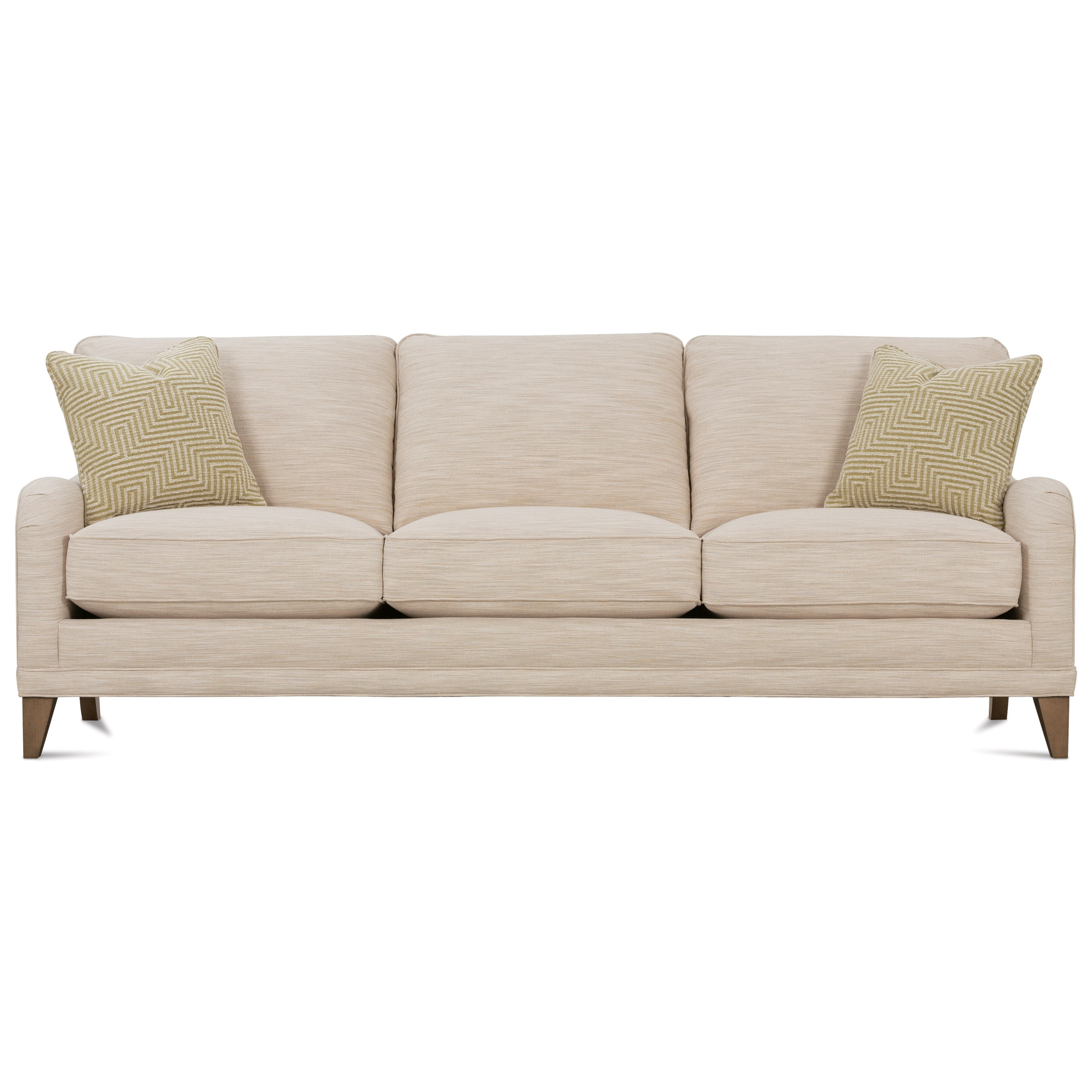 My Style II Customizable Sofa by Rowe at Baer's Furniture