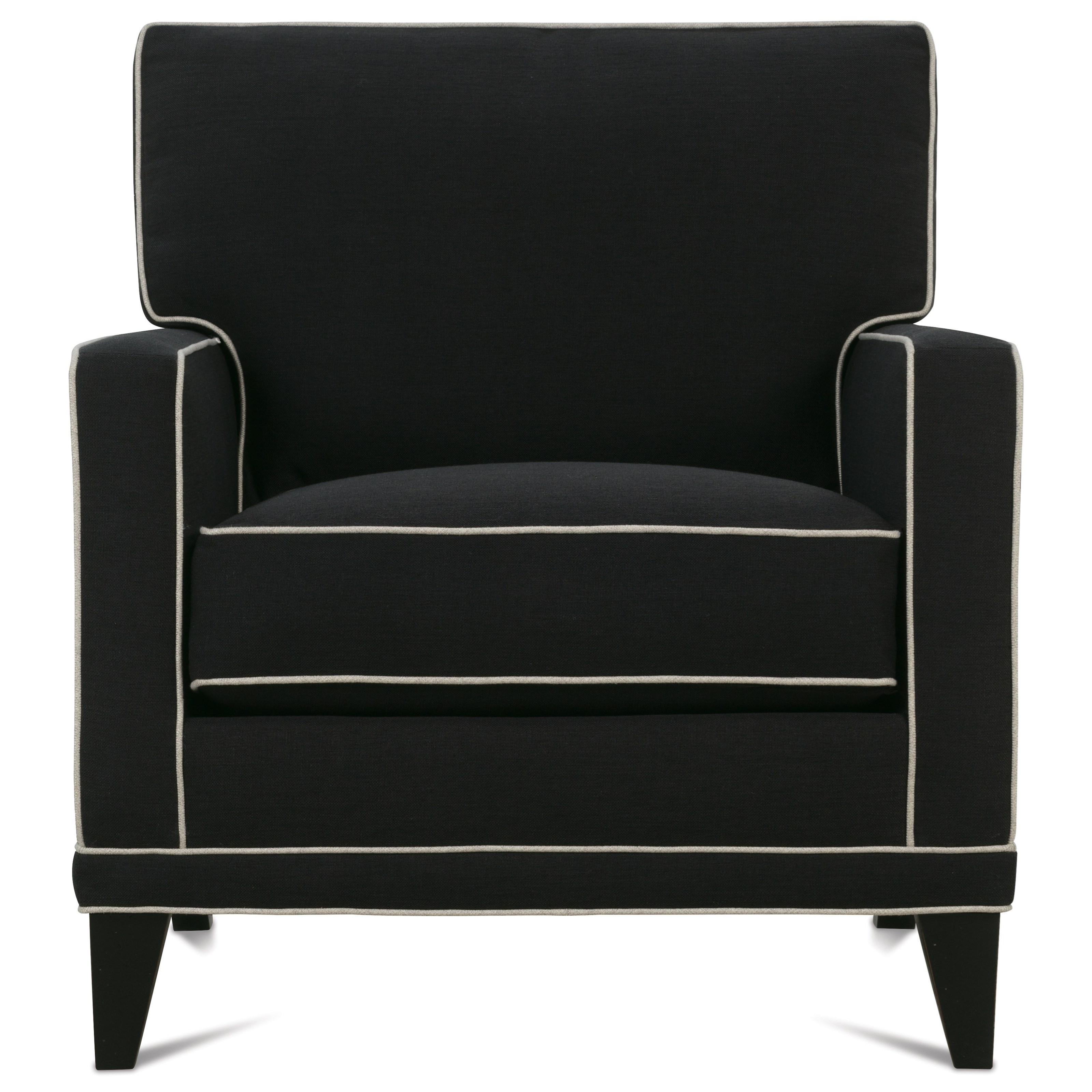 My Style II Customizable Chair by Rowe at Baer's Furniture