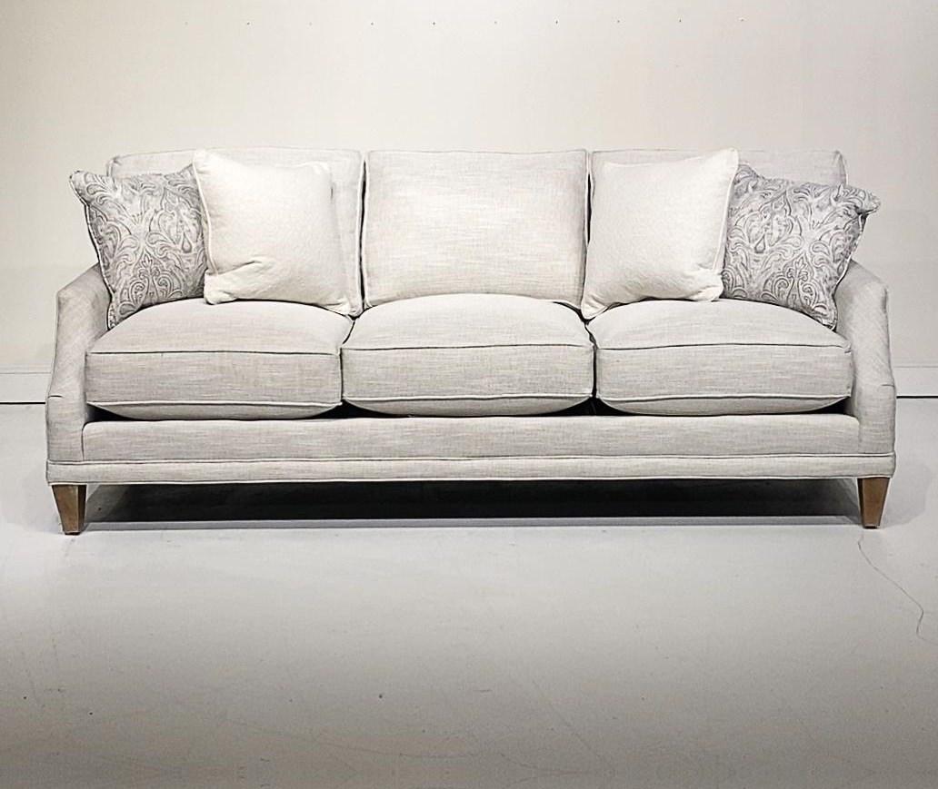 My Style II MyStyle II Sofa by Rowe at Malouf Furniture Co.