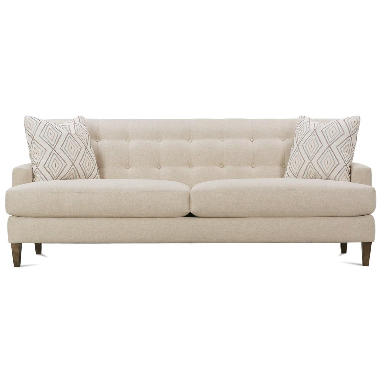Macy Sofa by Rowe at Baer's Furniture