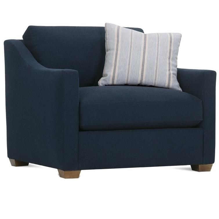 Bradford Chair by Rowe at Steger's Furniture