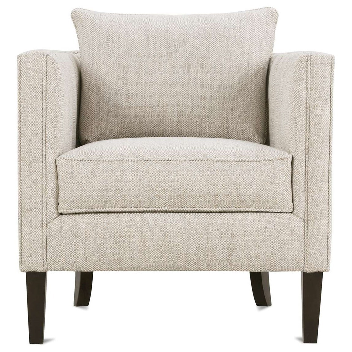 Kitt Upholstered Chair by Rowe at Crowley Furniture & Mattress