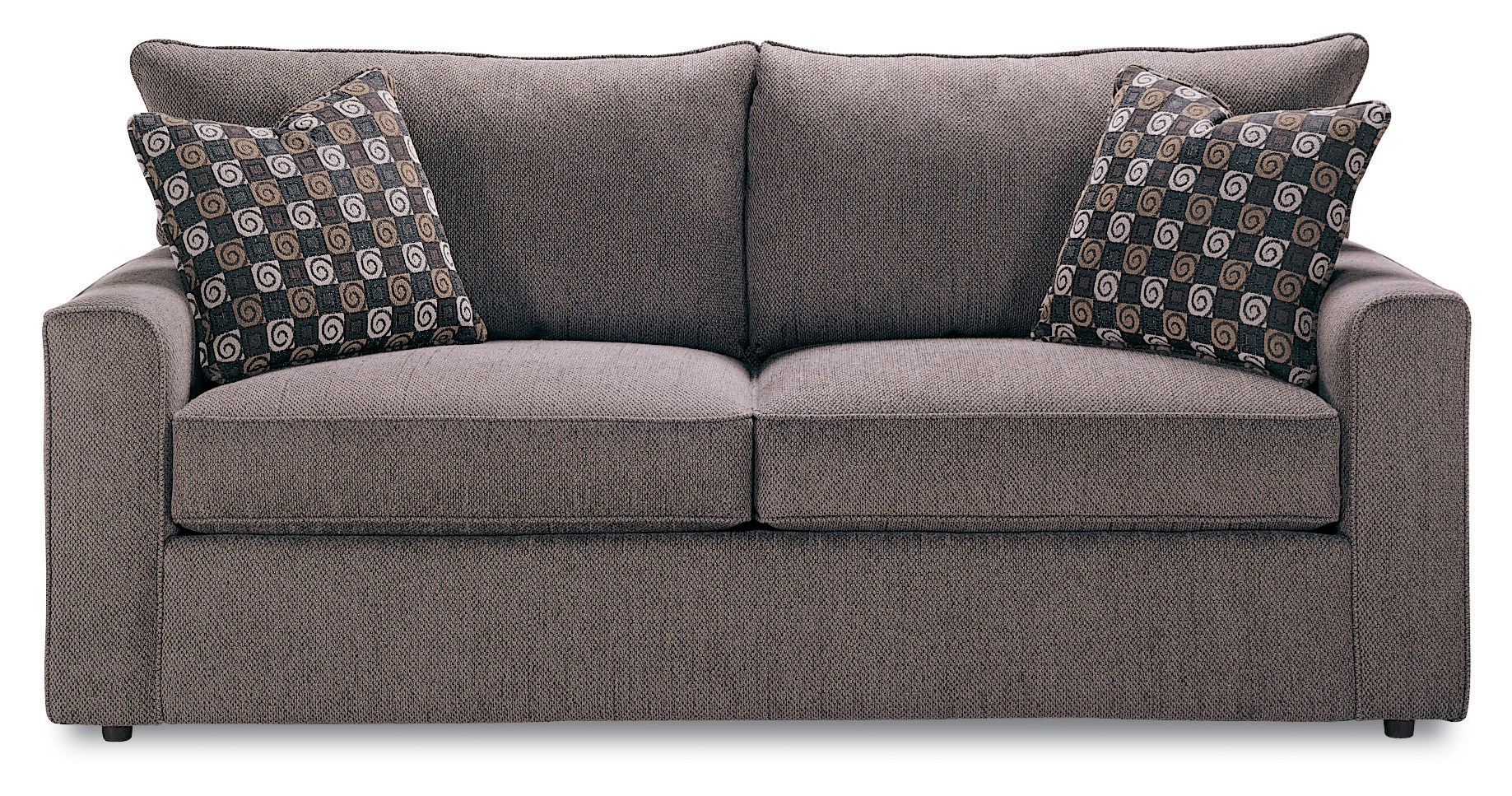 Pesci Queen Size Sofa Sleeper by Rowe at Esprit Decor Home Furnishings