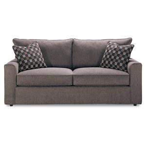Contemporary Style Queen Size Sofa Sleeper