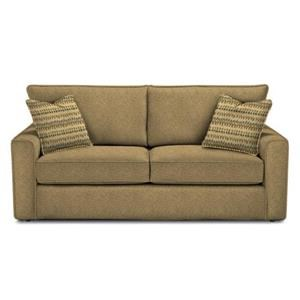 Contemporary Style Queen Size Sofa Sleeper