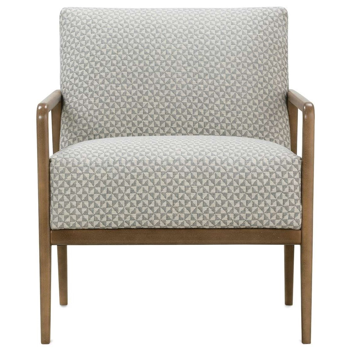 Pfifer Accent Chair by Rowe at Baer's Furniture