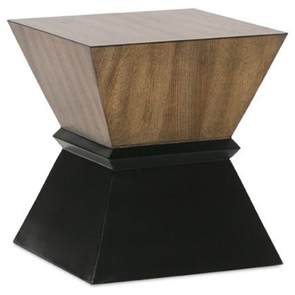 Relic End Table by Rowe at Lindy's Furniture Company