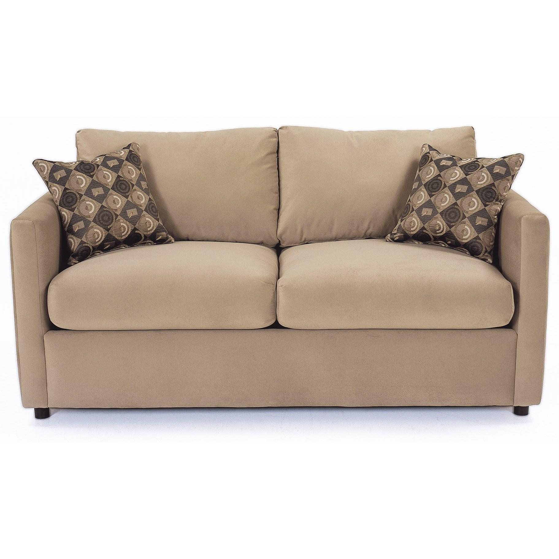 Stockdale Sleeper Sofa by Rowe at Baer's Furniture