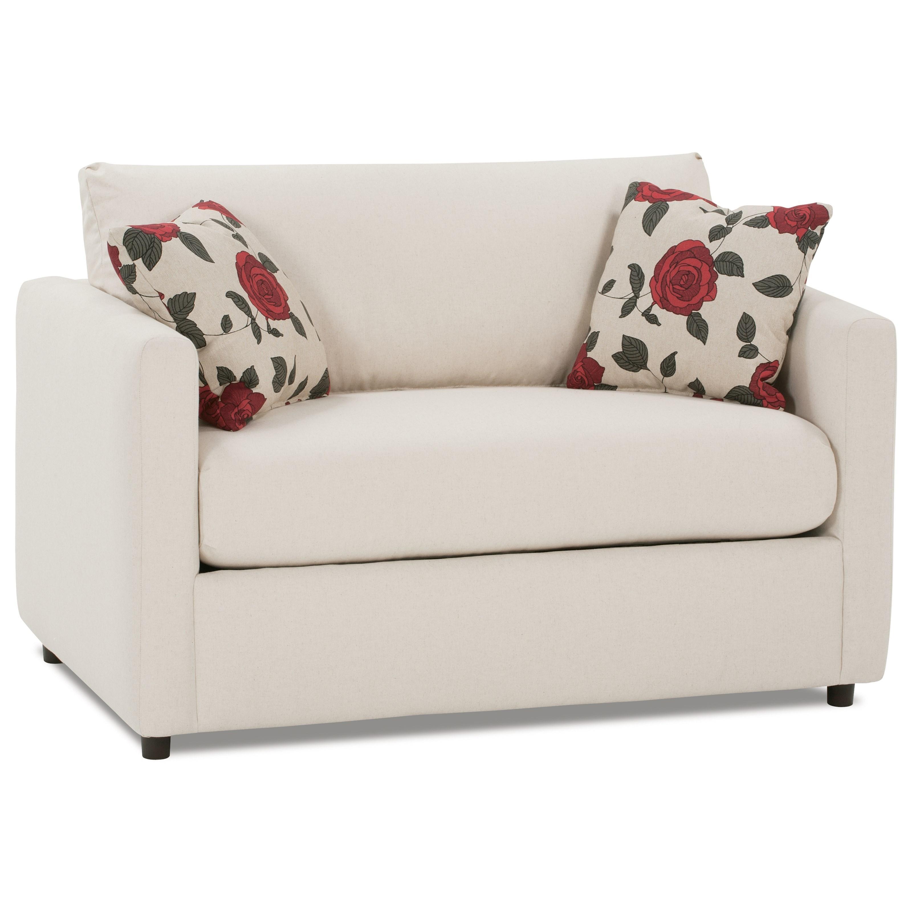 Stockdale Twin Sleeper by Rowe at Baer's Furniture
