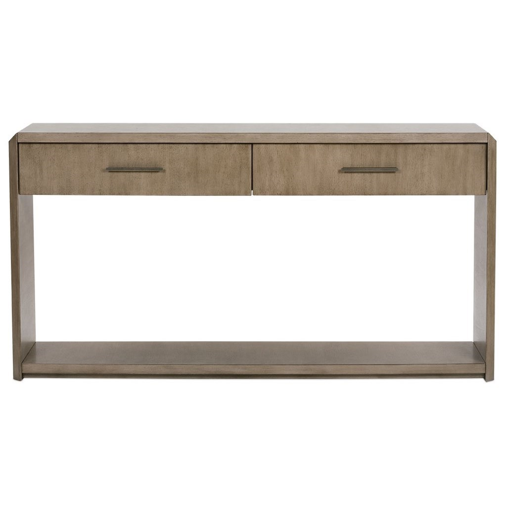 Summit Console by Rowe at Steger's Furniture