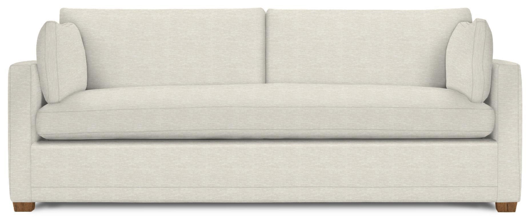 Sylvie Sofa Bench by Rowe at C. S. Wo & Sons California