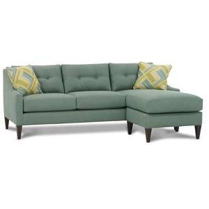 Rowe Wallace  Sofa with Chaise