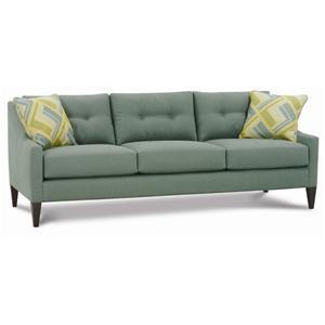 Rowe Wallace  3-Seat Stationary Sofa