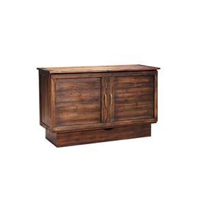 Queen Cabinet Bed