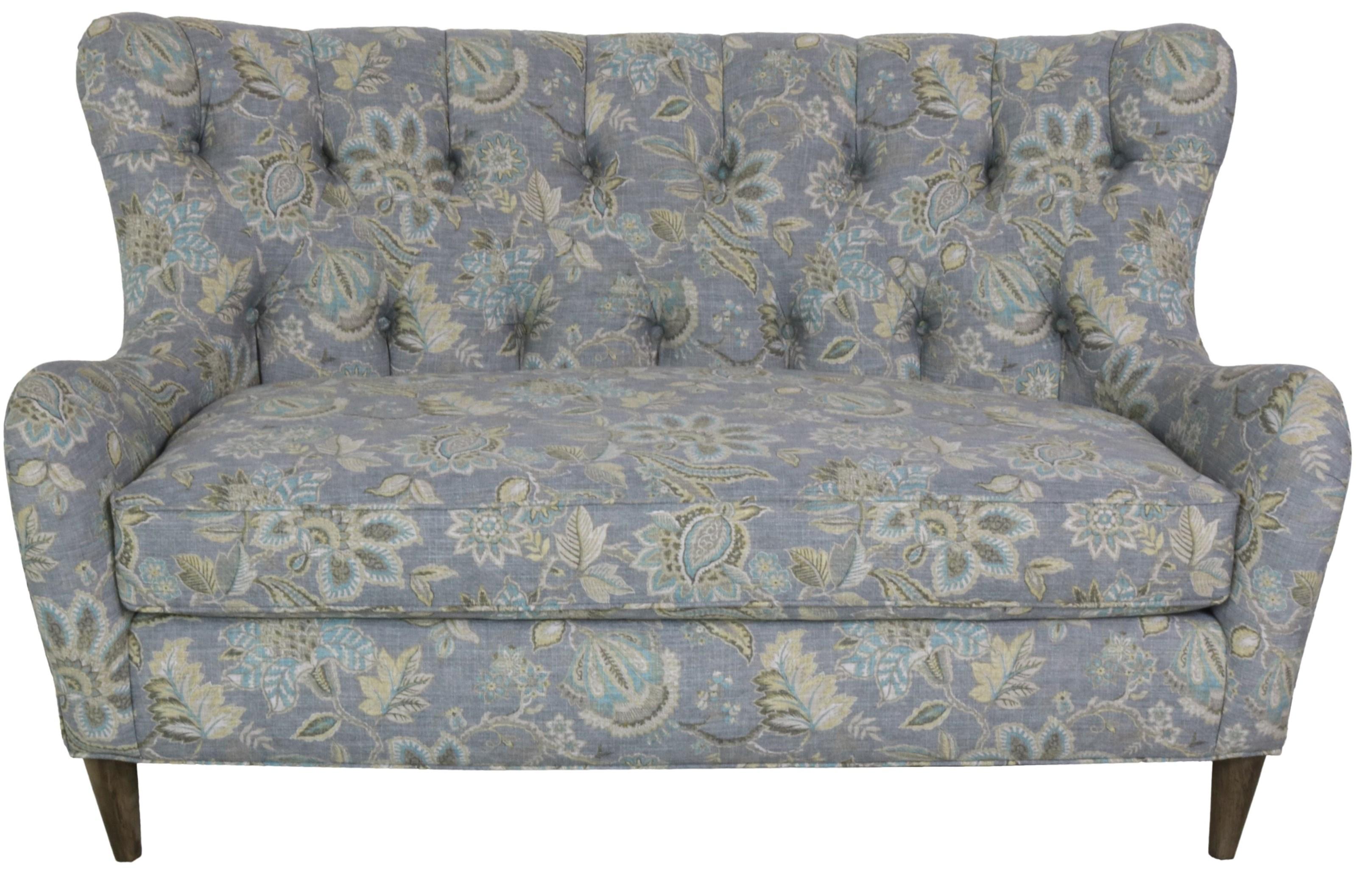 Houlihan Settee by Sam Moore at Sprintz Furniture