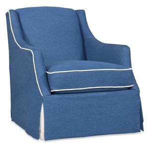 Sam Moore Adele Swivel Chair
