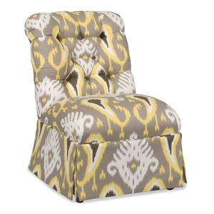 Sam Moore Ainsley Skirted Chair