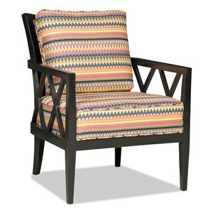 Sam Moore Arcola Exposed Wood Chair