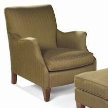 Aunt Jane  Upholstered Chair by Sam Moore at Johnny Janosik
