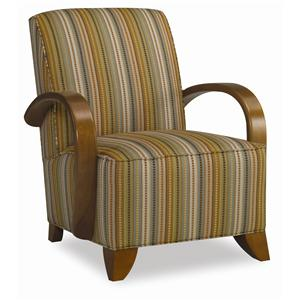 Sam Moore Carnival 4460 Exposed Wood Chair