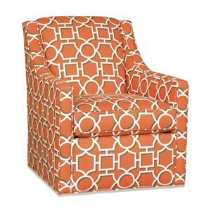 Sam Moore Darya Swivel Chair
