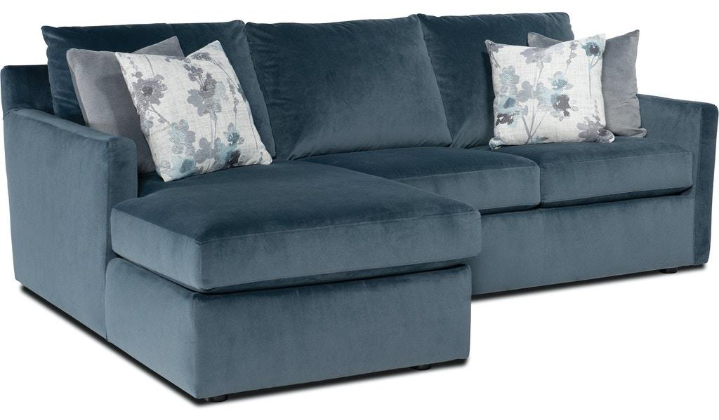 Daxton TWO PIECE SECTIONAL by Sam Moore at Johnny Janosik